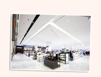 新世界免税店釜山店
