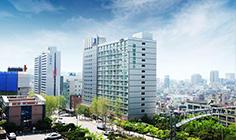 首尔江南区服务公寓
