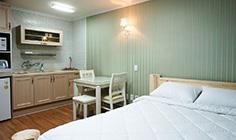 济州岛Mirvill度假村-公寓型