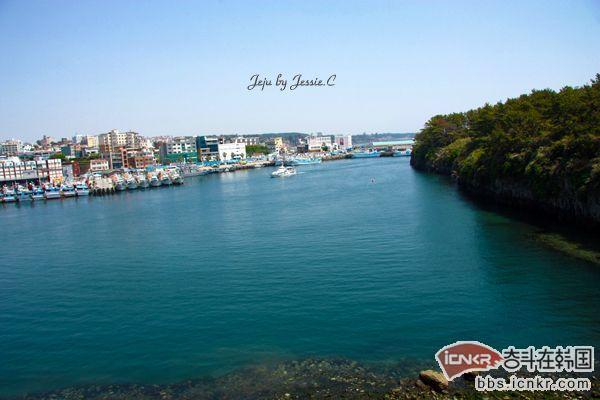 韩国济州岛西归浦中文旅游区
