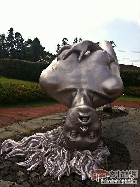 """韩国济州岛""""世界性与爱博物馆""""最全的图片介绍"""