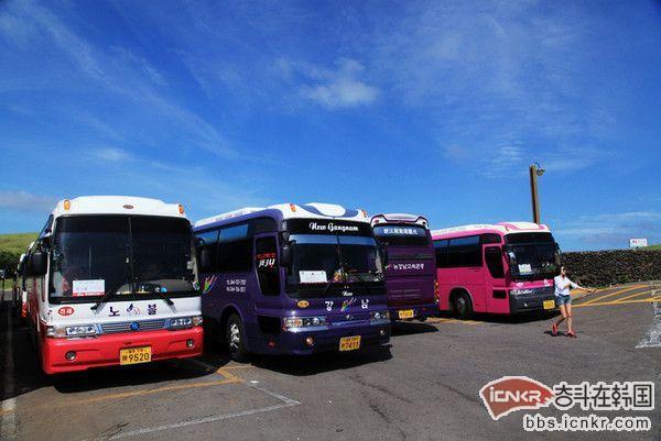 坐游轮去韩国济州岛的旅游路线分享