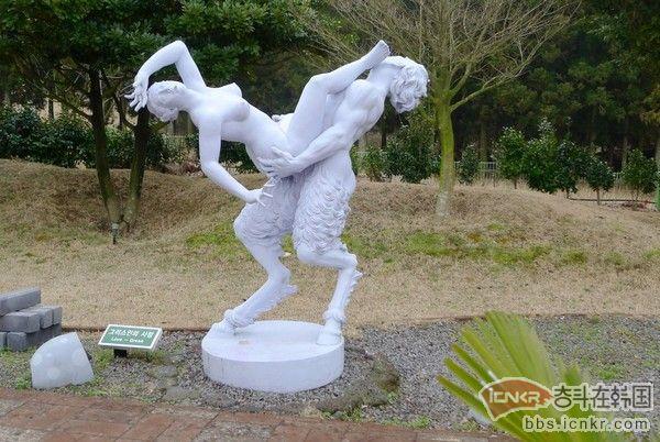 ps景观雕塑素材