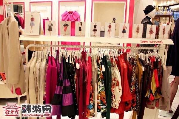 韩国senorita服装店东大门doota店