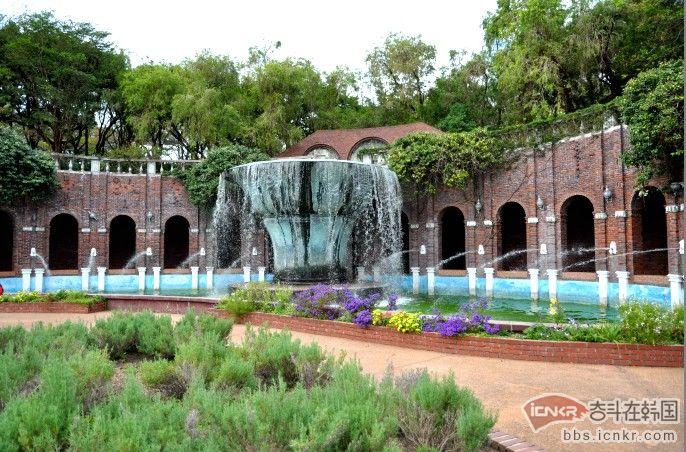 济州岛 如美地植物园---亚洲规模最大的植物园